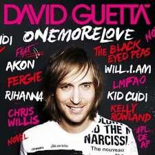 New: DAVID GUETTA - One More Love CD [Edited] w/Rihanna, LMFAO +