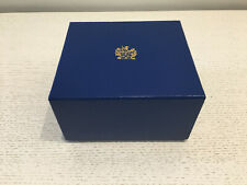 Empty Empty 5 1/2x4 7/8x3 1/8in Used Used - Cardboard Box Piaget Box Carton -
