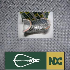NDC STD Main bearing set fits Toyota 21R 21RC Celica RA60 Corona RT133 Cressida