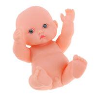 Vinyle Baby Doll Lifelike Nouveau-né Garçon Poupée Simulation Soft Baby