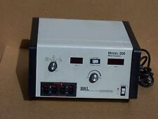 Life Technologies Inc. BRL Model 500 Power Supply