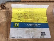Square D 8538 SDA22 Combination Starter New