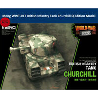 Meng WWT-017 British Infantry Tank Churchill Q Edition Assembly Model Kits