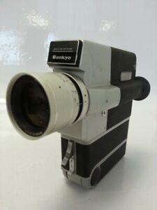 Sankyo Super CM 300  Vintage Movie Cine Camera Collectable Used #667