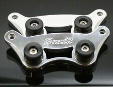 Motorcycle Bike Side Plates for Suzuki Bandit Range Polished & Eng KD