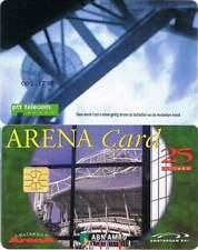 Arenakaart A004-02 25 gulden: Arena Binnenkant