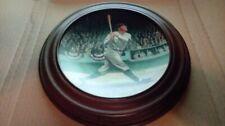 Babe Ruth Collectors Plate Baseball The Called Shot Delphi Sports Memorabilia