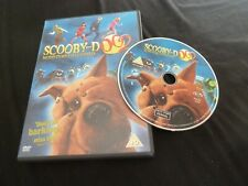 DVD :- Scooby Doo 2 (disc has scratches)