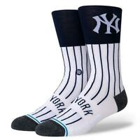 New York Yankees Stance MLB Colour Block Crew Socks