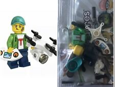Lego 71027 Drone Boy #16 Minifigure Minifig Series 20 NEW Collect Toys 2020