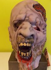 Adult AMC The Walking Dead Screaming Corpse Halloween Costume Latex Mask NWT