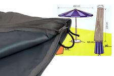 Schutzhülle für Gartenschirm Sonnenschirm Abdeckung PVC 4m ohne Reißverschluss