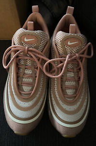 Nike Air Max 97 Ultra 17 Bronze Damen Gr. 40,5 Sehr Gut Marke Original