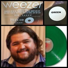 WEEZER~Hurley LP/CD/Green SEALED~Scott & Rivers Cuomo Homie special goodness emo