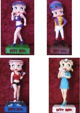 LIQUIDATION !!!!! Lot 4 Figurine Betty Boop Résine H 13 cm Neuf Voir Description
