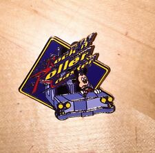 Walt Disney World  ROCK N ROLLER COASTER w/ SCARED MICKEY MOUSE PIN **RARE**