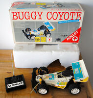 Voiture radio-commandée BUGGY COYOTE Rollet by Nikko : fonctionne