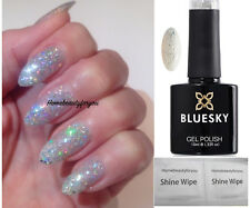 BLUESKY BEDAZZLED KS2238 SNOWMAN FESTIVE GLITTER NAIL GEL POLISH LED UV SOAK OF