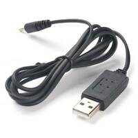 Small Pin 2.0*0.6mm USB Charge Cable Mobile Phone Charger For CA-100C Nokia 1.3m