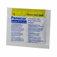 Panacur C Canine Dewormer (fenbendazole) - 1g