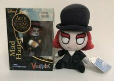 Disney Mad Hatter Plush + ViniMates - Lot of 2 Alice Through the Looking Glass