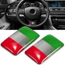LOGO Italie pour volant jantes aluminium Alfa roméo
