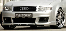 AUDI A4 B6 2002-2005 Rieger OEM Front Bumper In Primer ABS Plastic Brand New