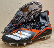 Adidas Freak Ultra Primeknit Football Cleats Boost Black Orange Size 12 B27968