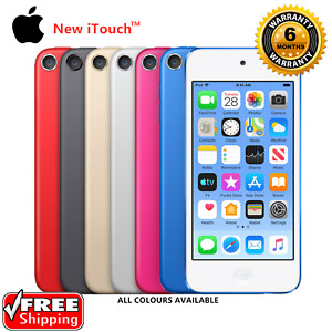 Apple iPod Touch 6th Generation 16GB 32GB 64GB 128GB - All Colours - WARRANTY