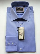 THOMAS PINK IMPERIAL FINEST 170's COTTON SHIRT, NEW W/TAGS, RRP: £175!  17.5/44