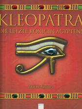 KLEOPATRA - Die Letzte Königin Ägyptens - Adele Geras BUCH - 1 KG !