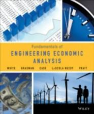 Fundamentals of Engineering Economic Analysis by Kim LaScola Needy, Kellie S....