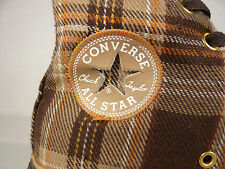 CONVERSE ALL STAR CHUCKS HIGH PLAID US 7.5 EUR 38 Schuhe Shoes Flannel Ct Retro