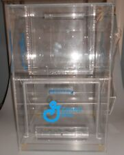 General Mills Cereal Dispenser New Hotel Restaurant Cal-Mil Acrylic