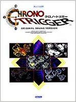Chrono Trigger Piano Sheet Music Collection Book /SNES