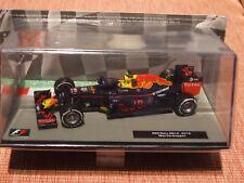 2016 Formula 1 Max Verstappen  Red Bull RB12  1:43 Scale