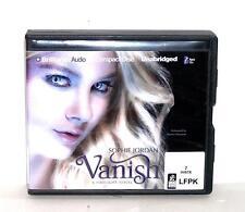 BOOK/AUDIOBOOK CD Age 12+ Sophie Jordan Fiction Firelight Novel VANISH