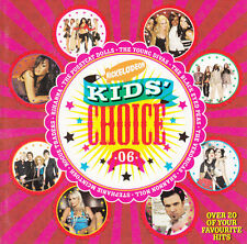 Nickelodeon-2006-Kids Choice 06-Soundtrack-21 Tracks-CD