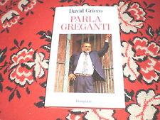 david grieco parla greganti bompiani 1995 : su tangentopoli