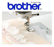 BROTHER GENUINE sewing machine Gathering Gather Foot F012N XC1953052