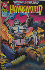 DC Comic Hawkworld Annual 1991 No.2 Armageddon 2001