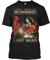 In style American Welding Hood Welder Mig Weld - I Hanes Tagless Tee T-Shirt