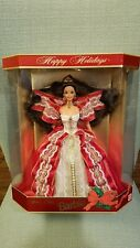 1997 Happy Holidays 10th Anniversary Special Edition  Barbie Doll Collection
