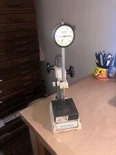 Ono Sokki St 022 Gauge Stand Indicator Starrett 25 3415 001