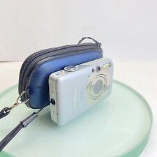 Canon Digital Ixus 95IS 10MP 3x Zoom Shock Digital Viewfinder Camera & Case #35