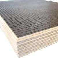 Anti Slip Mesh Phenolic Resin Plywood Sheets 18mm Trailer