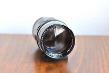 !!! UPDATING  m f/3 Leica LTM Screw Mount , 135