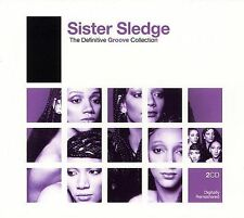 Sister Sledge - Definitive Groove Collection - Factory Sealed Brand New!
