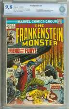 FRANKENSTEIN #7 CBCS 9.8 WHITE PAGES