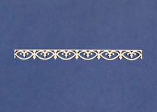 Dollhouse Miniature 1:12 Scale Victorian Running Trim